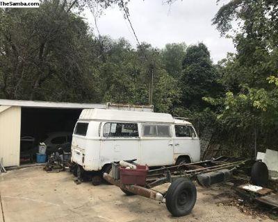 '68 sportmobile camper project