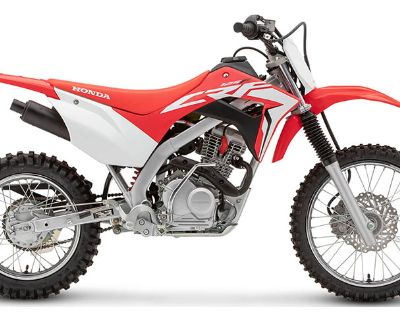 2021 Honda CRF125F Motorcycle Off Road Broken Arrow, OK