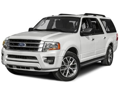 Pre-Owned 2015 Ford Expedition EL Platinum RWD Sport Utility