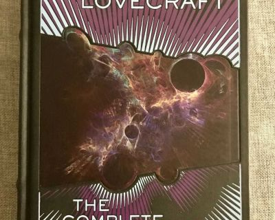 H.P. Lovecraft: The Complete Fiction - Intro by S. T. Joshi