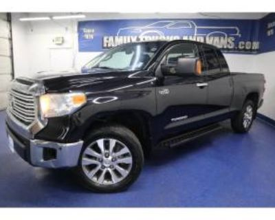 2015 Toyota Tundra Limited Double Cab 6.5' Bed 5.7L V8 4WD