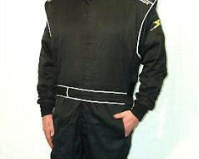 Impact Racer 1 Piece Driving Racing Suit 2 Layer Nomex
