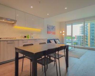 8199 Capstan Way, Richmond, BC V6X 0V1 1 Bedroom Apartment