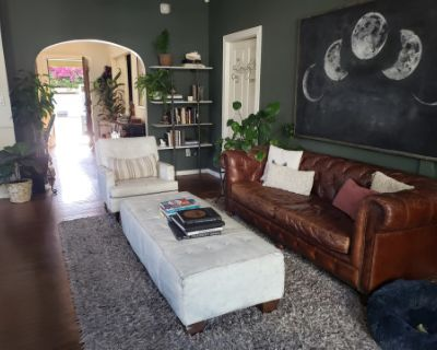 Tranquil Oasis At The House Of Alchemy Hollywood!, HOLLYWOOD, CA