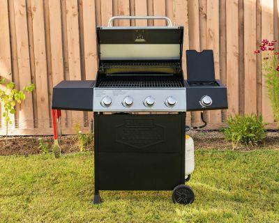 Expert Grill 4 Burners BBQ