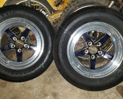 Wels S71 with Mickey Thompson tires