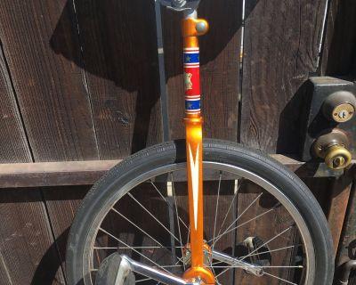 Columbia unicycle