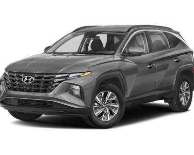 New 2022 Hyundai Tucson Hybrid Blue AWD Sport Utility
