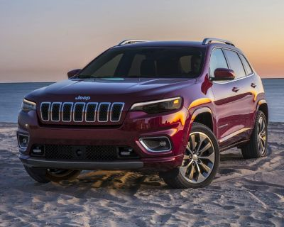 Pre-Owned 2019 Jeep Cherokee Trailhawk With Navigation & 4WD
