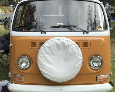 1972 Tin Top Westfalia Camper Bus