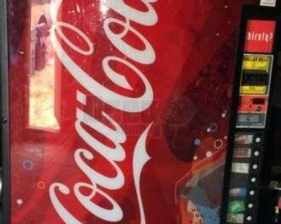Electronic Snack & Soda Vending Machines