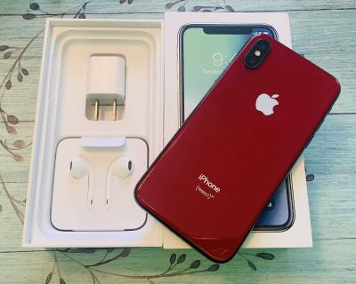 iPhone X 256gb Unlocked for USA and International