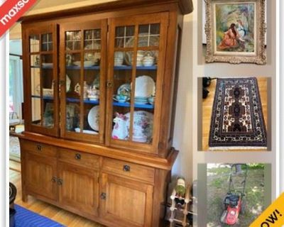 Needham Moving Online Auction - Country Way