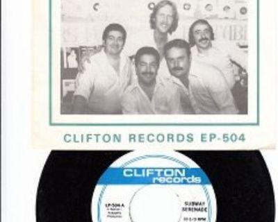 SUBWAY SERENADE ~ Mint-RARE EP w/45