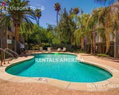 1022 E Osborn Rd #D, Phoenix, AZ 85014 2 Bedroom Condo