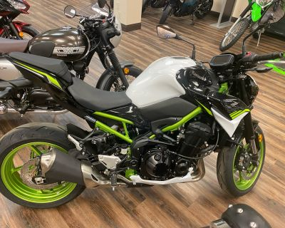 2021 Kawasaki Z900 ABS Sport Statesville, NC