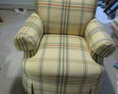 Cottage Style Accent Chair