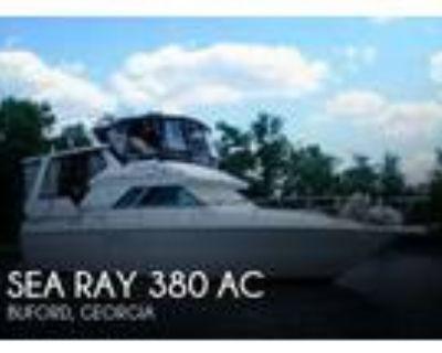 38 foot Sea Ray 380 AC