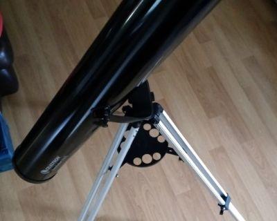 FS/FT Celestron PowerSeeker 114AZ Telescope