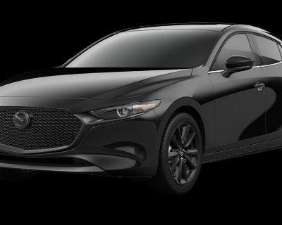 New 2021 Mazda3 4D Hatchback 2.5 Turbo AWD