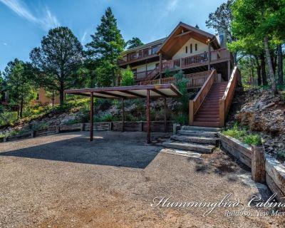 King Arthur's Castle is a dream cabin on a hill! - Ruidoso