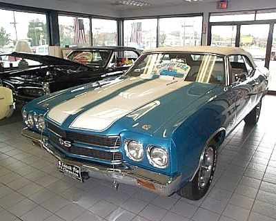 1970 Chevelle Sorry Just Sold!!! SS Package Convertible