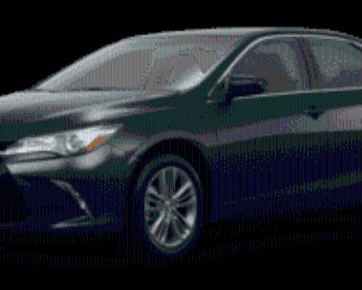 2016 Toyota Camry XLE I4 Automatic