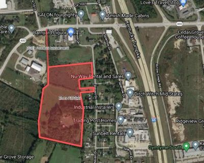 Shepherdsville Development Land