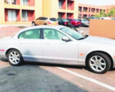 JAGUAR 2005 S TYPE Mechanically like new, bumper to bumper. 62,000 miles. Must see....