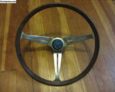 Original EMPI GTV steering wheel