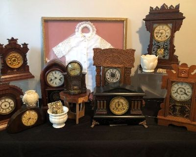 HIGH COTTON-Clock Collector's Downsizing Sale