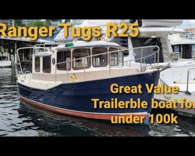 Ranger Tugs - R25