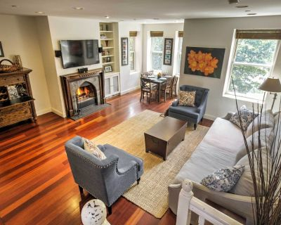 DC Townhome - Walk to Convention Center & Museums! - Logan Circle