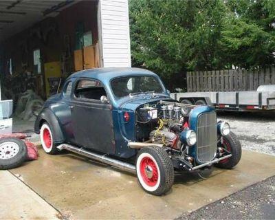 1937 DeSoto 2-Dr Coupe