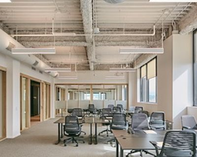 Team Office for 10 at CENTRL Office - Downtown