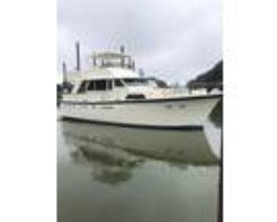 Hatteras Yachts 53