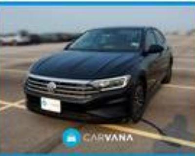 2019 Volkswagen Jetta Black, 31K miles