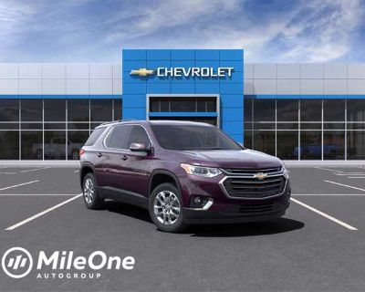 2021 Chevrolet Traverse LT Leather Leather