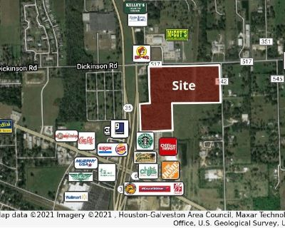 39.29 Acres on Highway 35 North