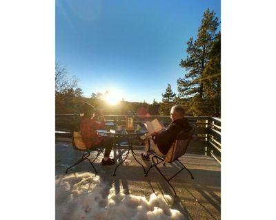 Cabin, Hot Tub, Game Room, Walk to Lake, Dogs OK - Big Bear Lake