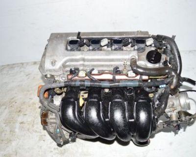 2000- 2005 Toyota Celica Mrs Matrix Corolla Vibe 1.8l Vvti Jdm 1zz-fe Engine 1zz