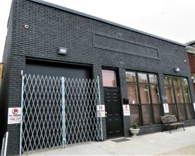 Fabulous Renovated free-span - over 4600 Sq ft! Zoned C2/Enterprise!