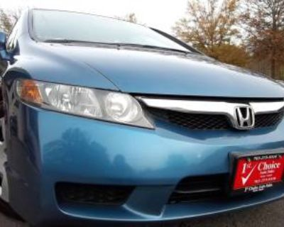 2009 Honda Civic LX Sedan Automatic