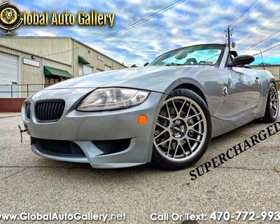 Used 2006 BMW Z4 M Roadster Supercharged