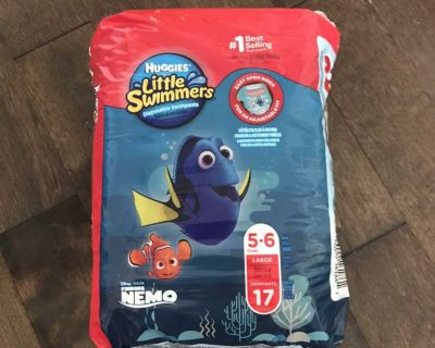 Size Large Little Swimmers