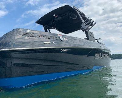 2021 Supra SL400
