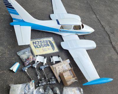 Top Flite Cessna 310 ARF