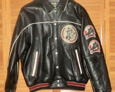 New - Rare Vintage - Russian Ice Hockey Federation Champions Team Jacket