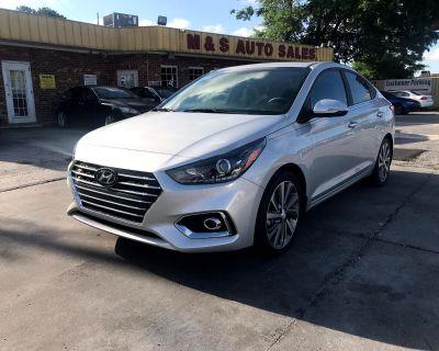 2020 Hyundai Accent Limited Sedan IVT