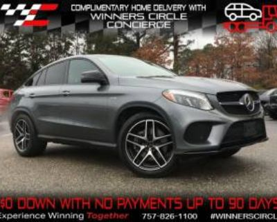 2019 Mercedes-Benz GLE GLE 43 AMG Coupe 4MATIC